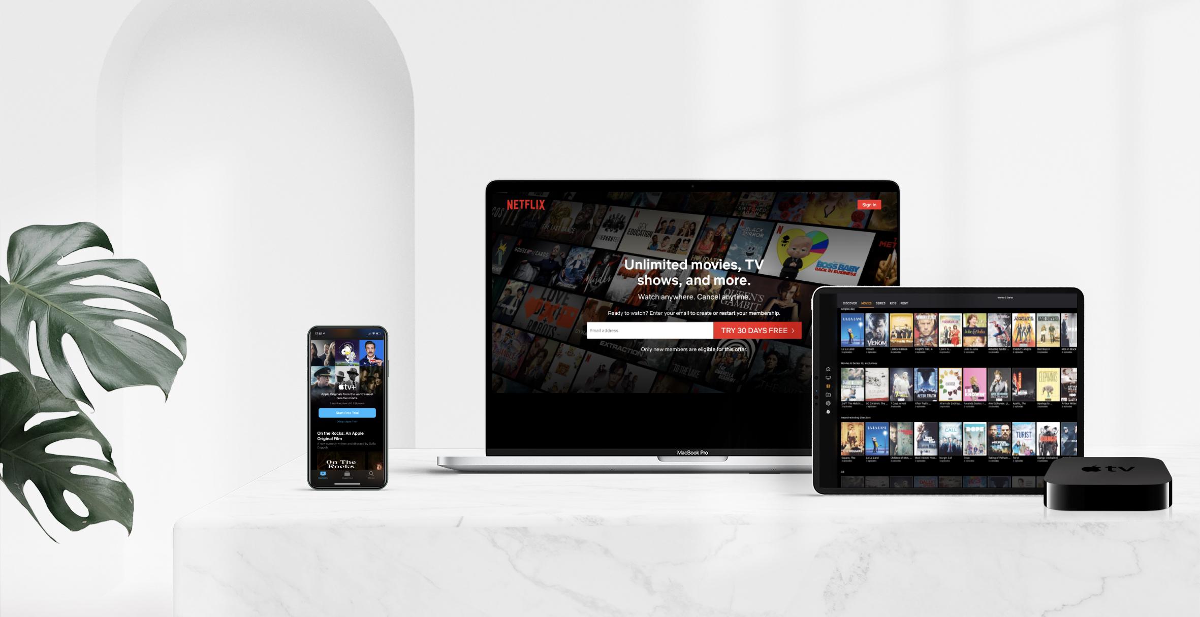 Entwicklung von Videoinhalten und Entwicklung digitaler TV-Lösungen