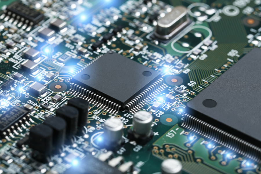 FPGA programming project promwad