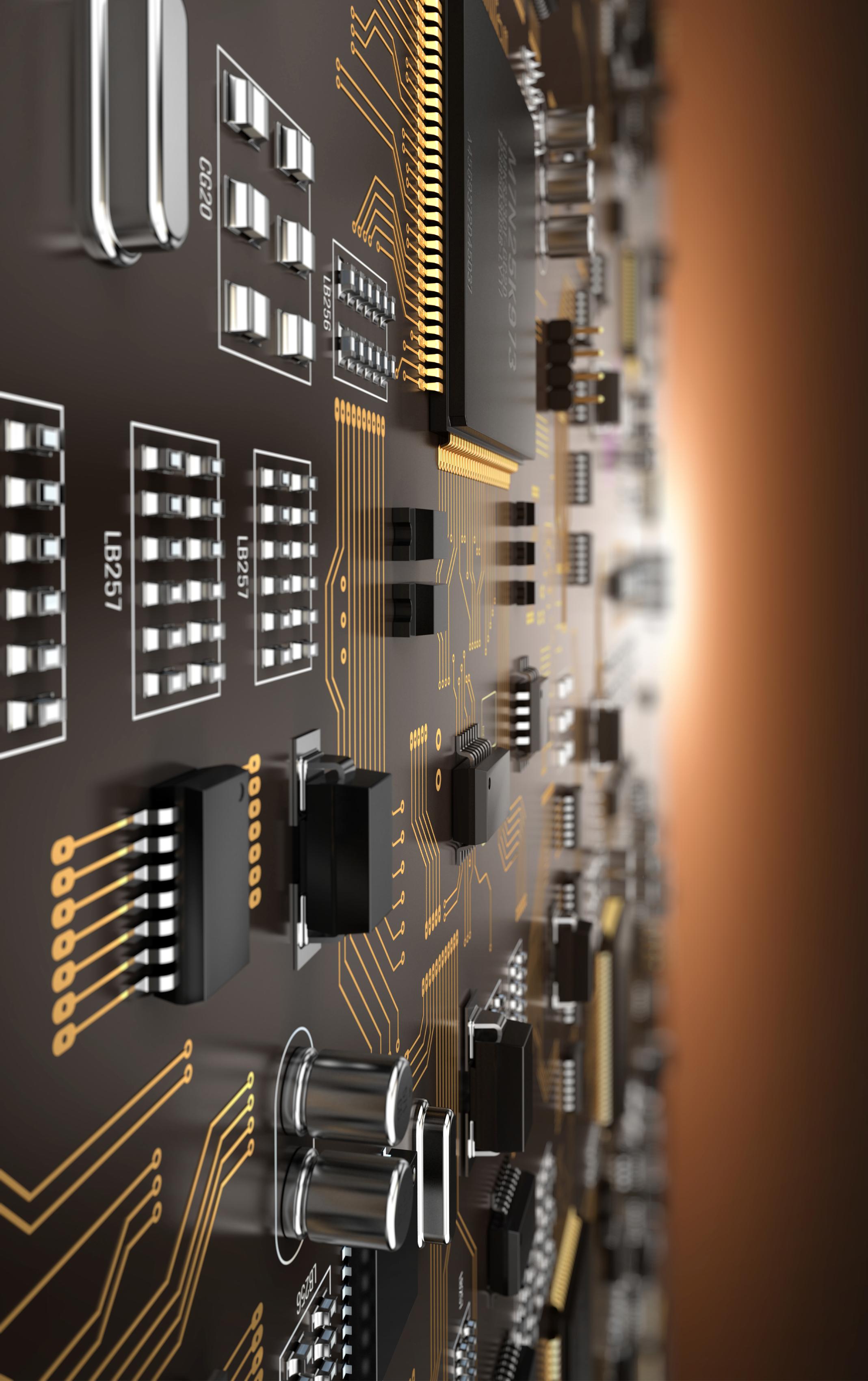 PCB design Promwad