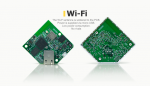 The Wi-Fi antenna is soldered to the PCB. Power is supplied via micro USB. Low power consumption. No rivals