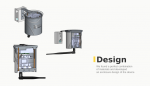 We found a perfect combination of materials and developed an enclosure design of the device