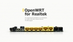 The development of OpenWRT for Realtek, specialized Embedded Linux distribution for routers and other devices