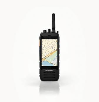 Enclosure design for a mobile communication and navigation terminal